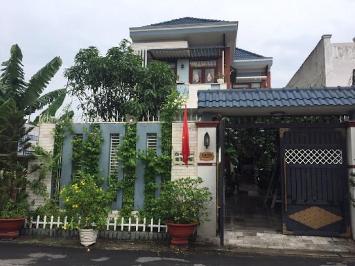 Nhà MT 236m2 đường Phan Văn Hớn tại hóc môn, SHR, 2.5 TỶ