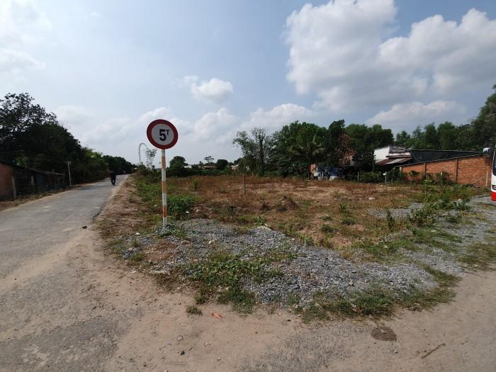 Bán đất tại củ chi QL22 Đường Hương lộ 2