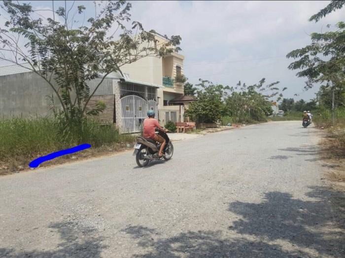 Bán nền trục chính KDC quân đội lộ giới 15m