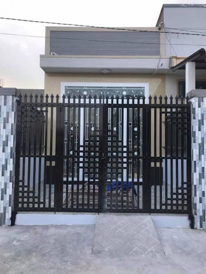 Bán nhà trệt mới đẹp hiện đại hẻm 11 đường Nguyễn Văn Linh