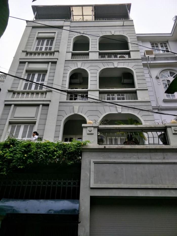 Biệt Thự Tô Ngọc Vân - Tây Hồ siêu VIP, 120m2x5T, lô góc, siêu đỉnh