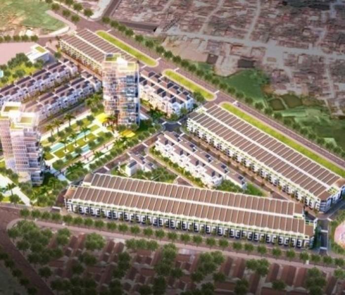 Bán lô đất khu đô thị Damsan Phú Xuân mặt đường Quách Đình Bảo, TP Thái Bình
