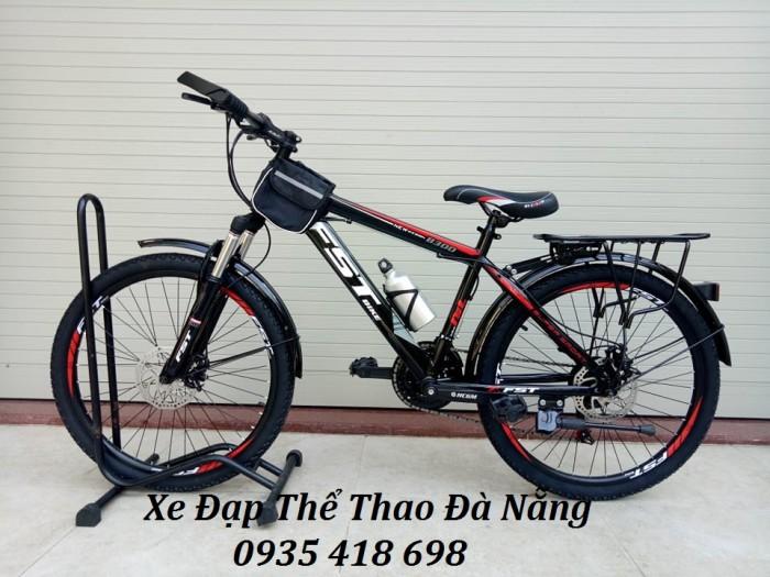 Xe đạp trẻ em FST BIKE BÁNH 24 0