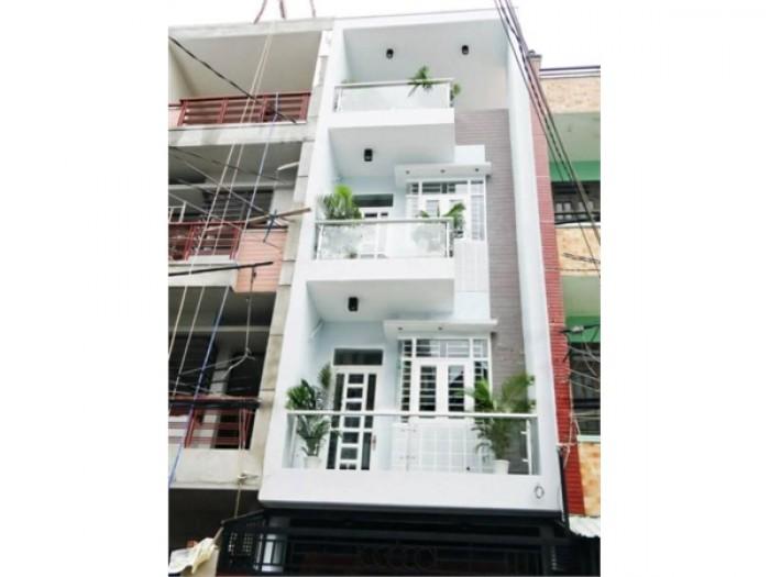 Người nhà bão lãnh đi nước ngoài nên cần bán lại nhà 5,2x18 Bá Trạc Q8