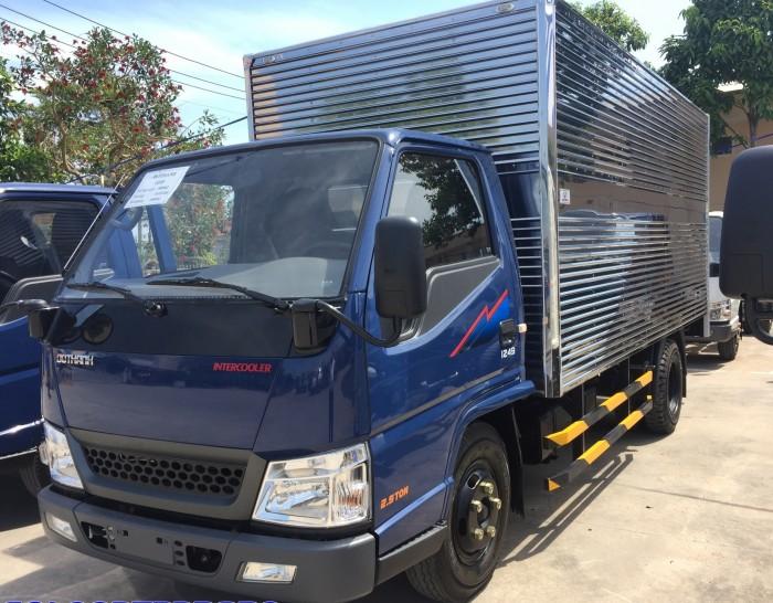 Đô Thành iz49 thùng kín tải trọng 2t2, 80tr nhận xe