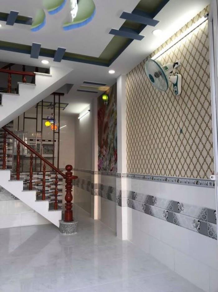 Biệt Thự Mini Bình Long Aeon Mall Tân Phú Đúc 3,5 Tấm