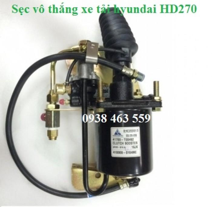 41700T00492 Sẹc vô hd270 trợ lực ly hợp xe tải hyundai 15T hd270
