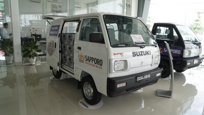 Suzuki Van 490kg, Chạy giờ cấm tải, 10/4 Tăng 6% 3