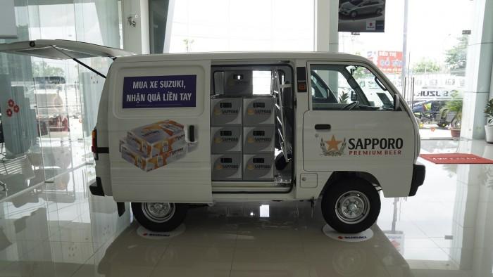 Suzuki Van 490kg, Chạy giờ cấm tải, 10/4 Tăng 6% 2