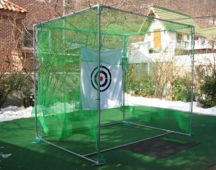 Lưới chắn bóng golf mắt lưới 2.5cm4