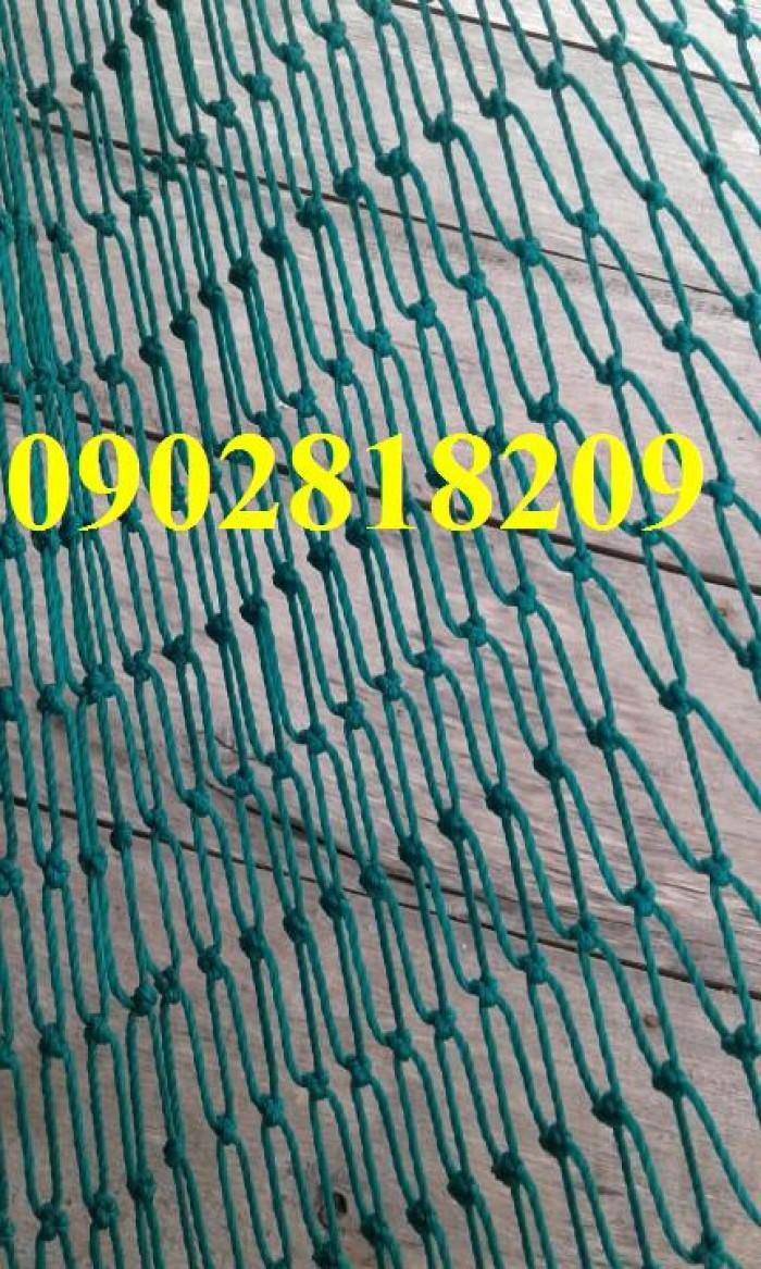 Lưới chắn bóng golf mắt lưới 2.5cm1