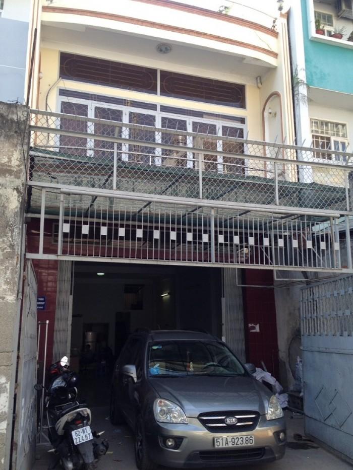 Bán nhà HXT Hậu Giang Q6 (6.5x30) vuông vức đẹp