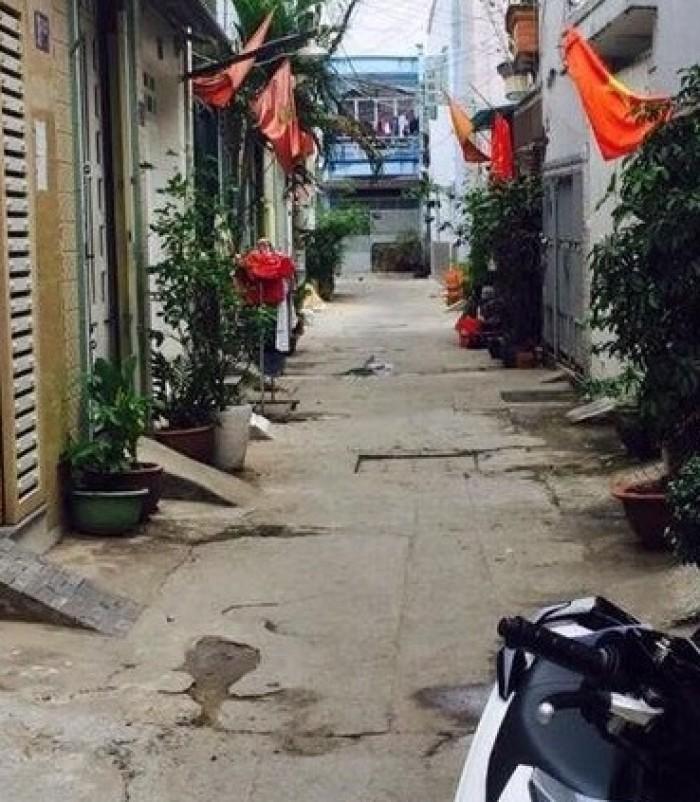 Bán nhà Nguyễn Chí Thanh 35/37m*4t nhà gần mặt phố, ngõ rộng, nông giá 5,5 tỷ.