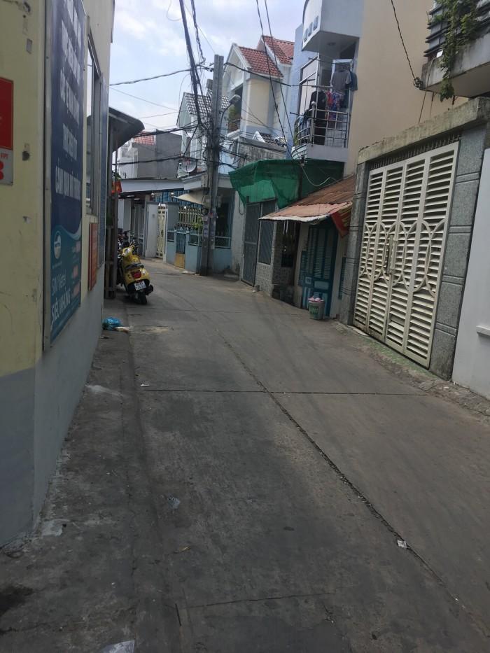 Bán 40m2 thổ cư hẻm 50 Quang Trung quận Ninh Kiều tp Cần Thơ