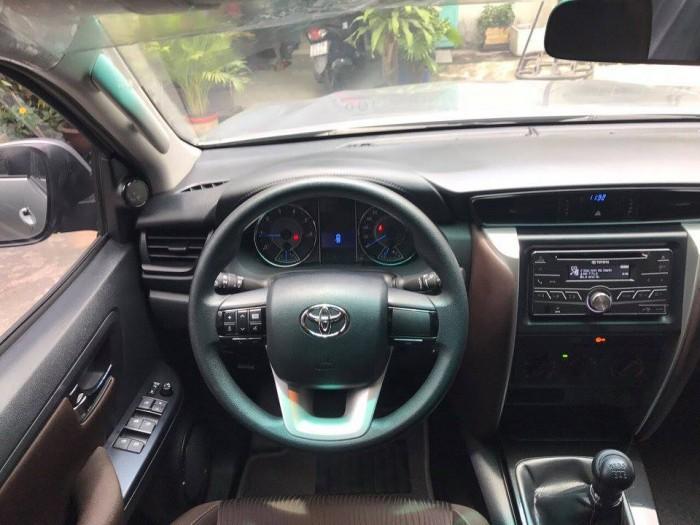 Bán Toyota Fortuner Bạc máy dầu 2017 số sàn nhập Indonesia. 8