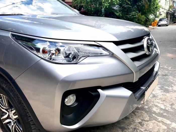 Bán Toyota Fortuner Bạc máy dầu 2017 số sàn nhập Indonesia. 7