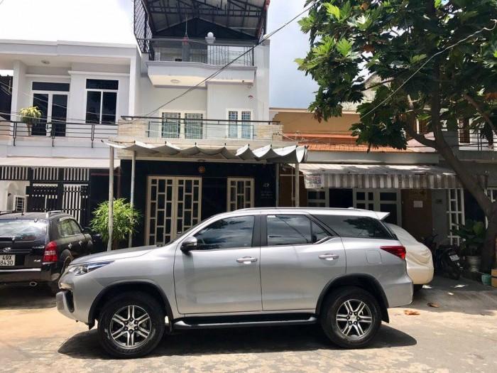Bán Toyota Fortuner Bạc máy dầu 2017 số sàn nhập Indonesia. 0