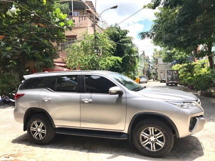Bán Toyota Fortuner Bạc máy dầu 2017 số sàn nhập Indonesia. 2