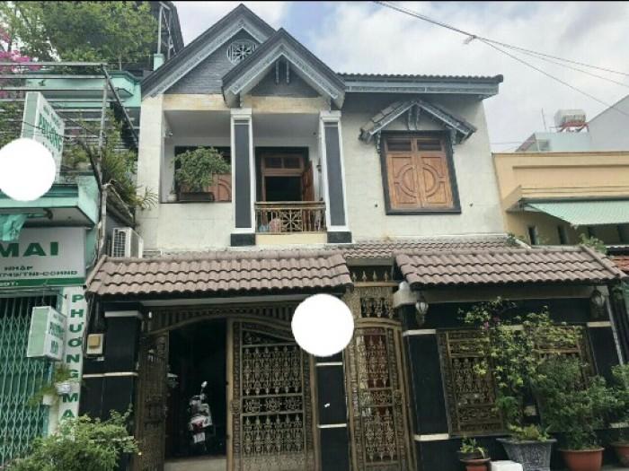 CC bán gấp biệt thự MT Lê Niệm 12x18, 2 lầu giá 25 tỷ P Phú Thạnh