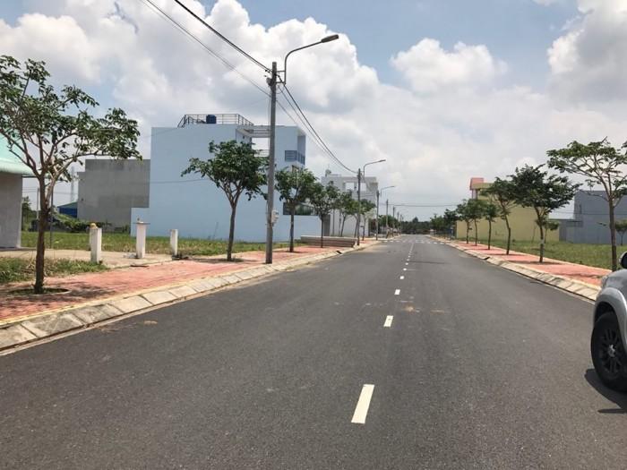 Đất Nền Khu Đô Thị Mới Bình Chánh-Giá 850tr/nền-SHR