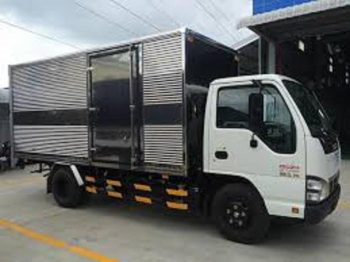 Xe tải Isuzu 1t4 thùng kín dài 3m6