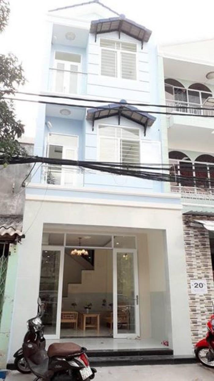 Kinh doanh thua lỗ cần bán nhà 105m2 Lâm Văn Bền giá 2.5 tỷ SHR