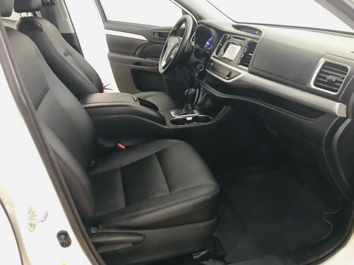 Bán Toyota Highlander 2.7 nhập mỹ,sản xuất và đắng ký 2014,biển Hà Nội.