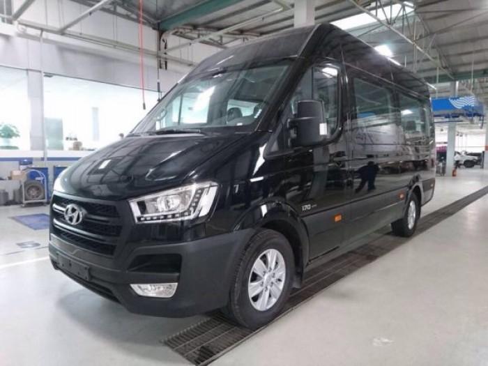 Hyundai Solati nhập khẩu hàn quốc 10