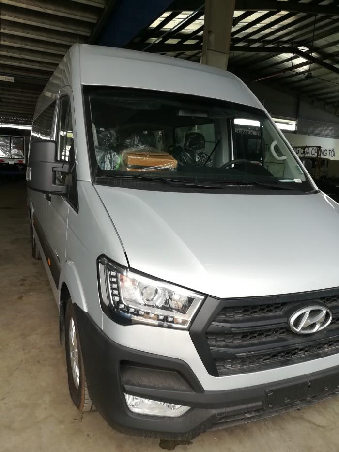 Hyundai Solati nhập khẩu hàn quốc 1