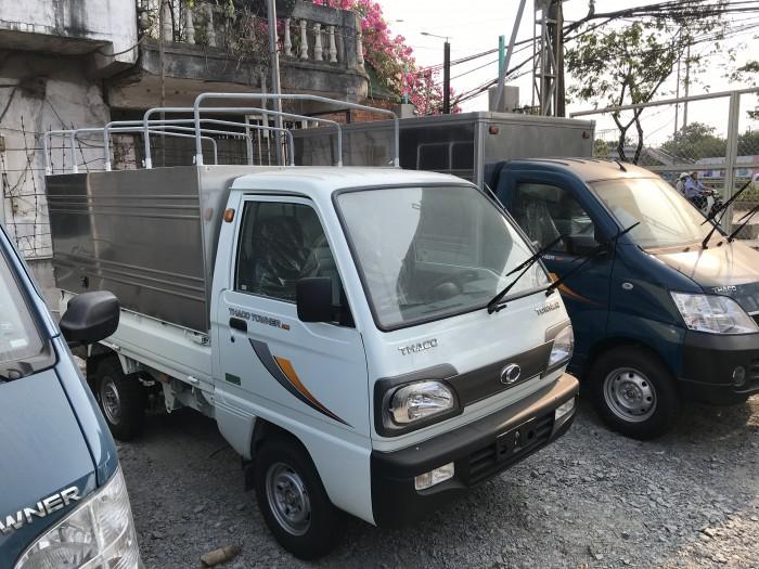 Xe tải nhẹ Thaco Towner 850kg, hỗ trợ trả góp ngân hàng 3