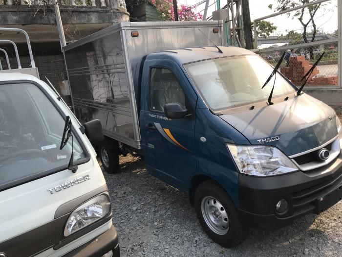 Xe tải nhẹ Thaco Towner 850kg, hỗ trợ trả góp ngân hàng 4