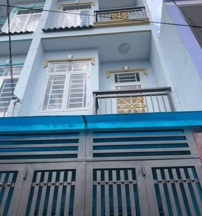 Nhà đẹp giá rẻ đường Lê văn khương quận 12, đúc BTCT kiên cố 100%