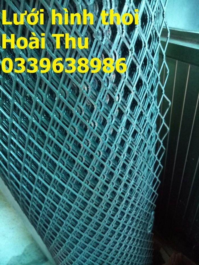 Lưới thép hình thoi, lưới quả trám, lưới mắt cáo2
