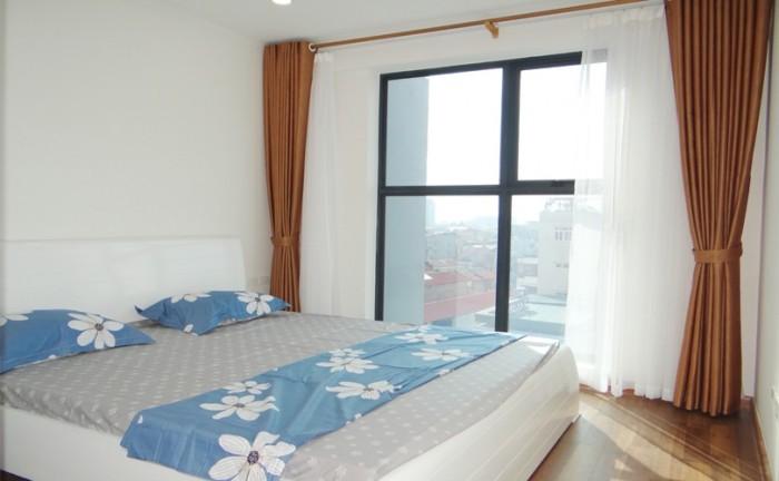 Bán căn 2 ngủ, full nội thất cơ bản thiết kế đẹp, tầng thấp