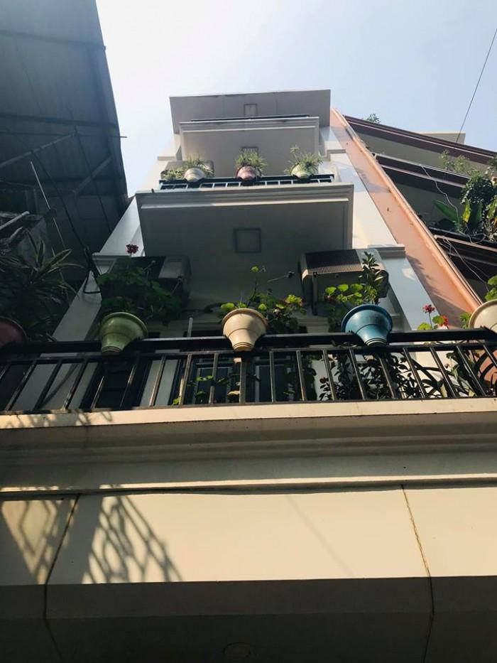 Bán nhà Minh Khai 55m 4 tầng 3.5 mặt tiền 6.3 tỷ Hai Bà Trưng ô tô tránh nhau