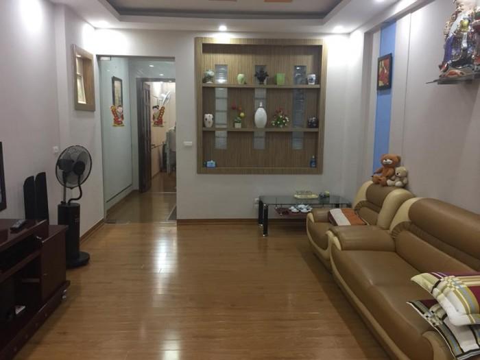 Bán nhà mặt ngõ Nhân Hòa 68m 5 tầng 4.5 Mặt tiền 7.8 tỷ nhà đẹp ô tô vào nhà