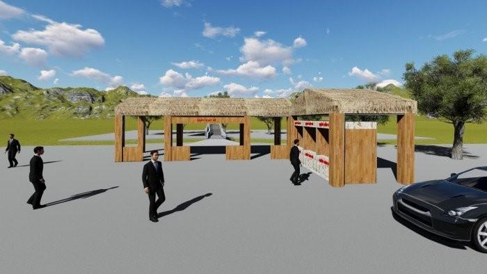 thi công hàng rào tre trúc - Thân Thiện Phát16