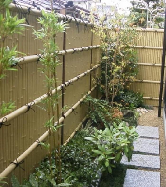 thi công hàng rào tre trúc - Thân Thiện Phát14