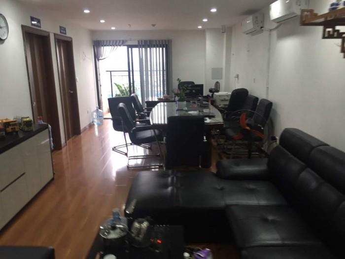 Bán căn góc 3 phòng ngủ 107m2 Hateco Hoàng Mai.