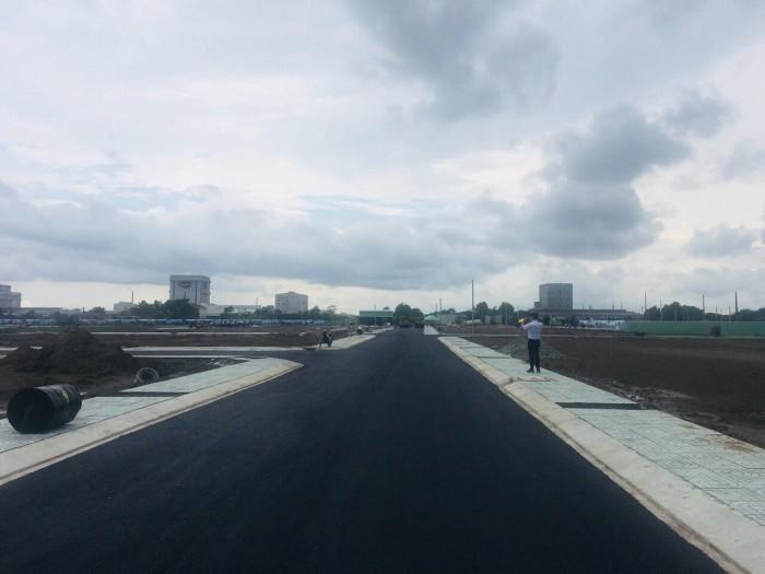 Bán đất mặt tiền đường Phan Văn Mảng