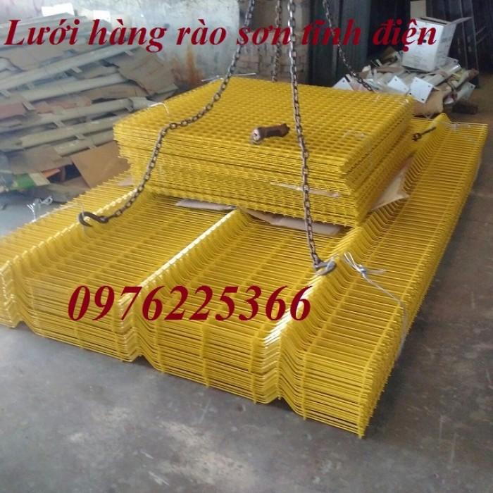 Cty chuyên sản xuất lưới thép hàng rào8
