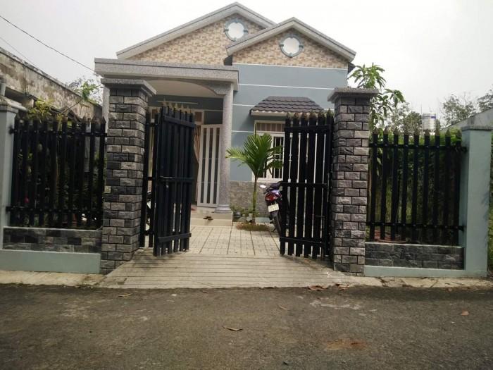 Cần số tiền lớn trả nợ gấp bán căn nhà 162m2 Đào Cam Mộc Q8