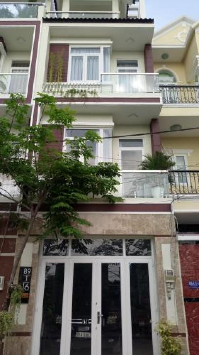 Cần bán gấp nhà 5,5x16 tại Trần Phú