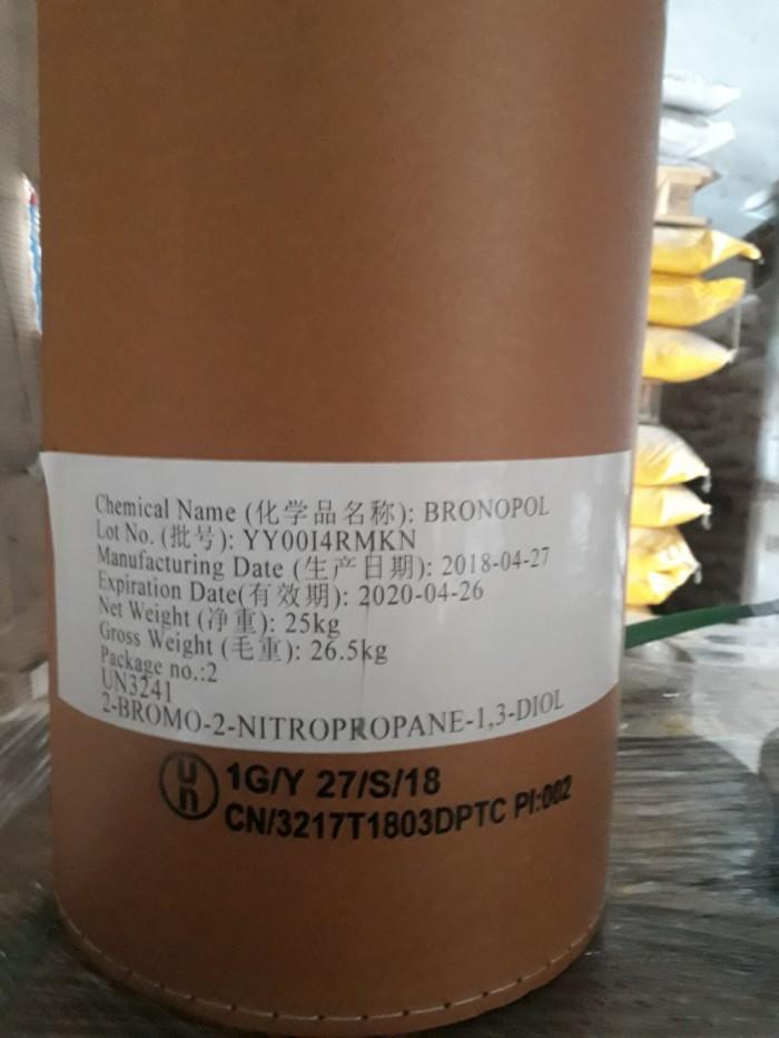 Bronopol nguyên liệu, Bronopol 99% diệt khuẩn, nấm, xử lý nước3