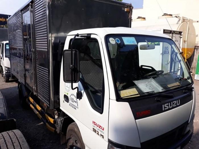 Isuzu QKR sản xuất năm 2016 Số tự động Xe tải động cơ Dầu diesel