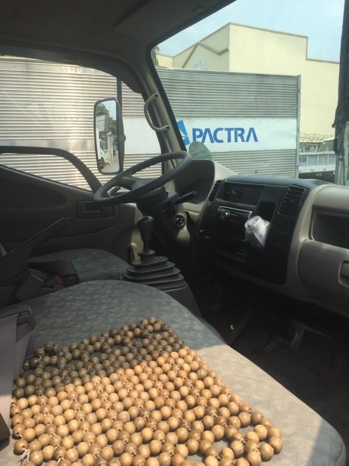 Hino Dutro 5 tấn thùng nhôm sx 2015 đã qua sử dụng 0
