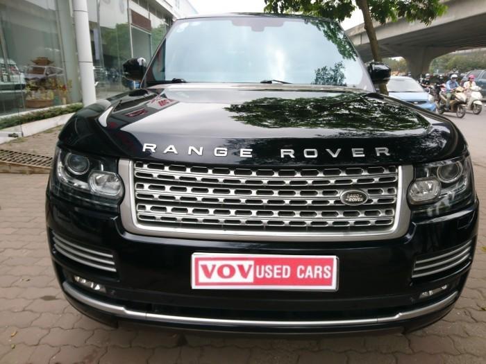 Land Rover Range Rover sản xuất năm 2014 Số tự động Động cơ Xăng