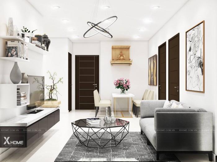 Cập nhật rỗ hàng căn góc 2PN dự án Vista Riverside – tặng ngay bộ tủ nội thất trị giá 50tr/GD (SL có hạn).