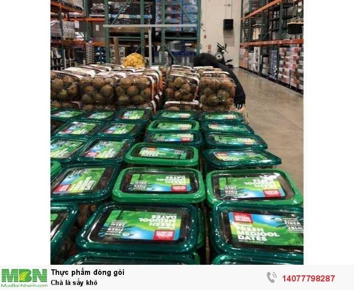 Nhận nhập sỉ lẻ Chà là sấy khô California Organic Medjool Dates 907g - Chà là Medjool xuất xứ Mỹ2