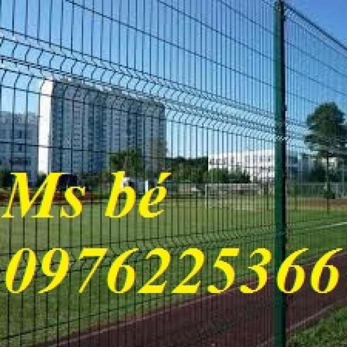 Hàng rào lưới thép2